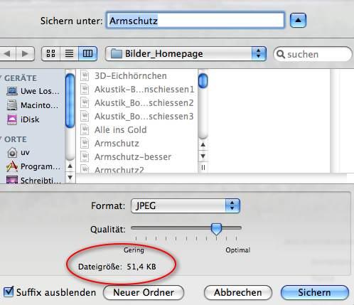 Bildbearbeitung mac deutsch