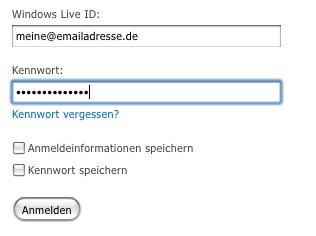 Msn Anmelden Hotmail